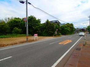 新潟市北区森下 売地 300万円土地画像2