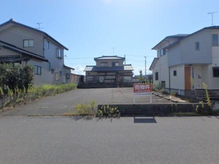 新潟市北区森下 売地 300万円土地画像1
