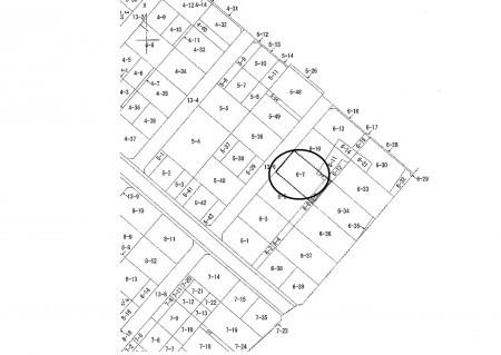新潟市北区森下 売地 300万円土地画像3