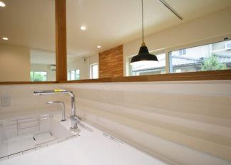 ゆい工房新築事例 キッチン