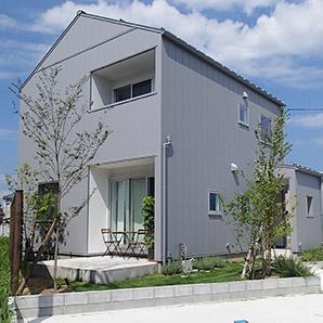 嘉山モデルハウス販売開始