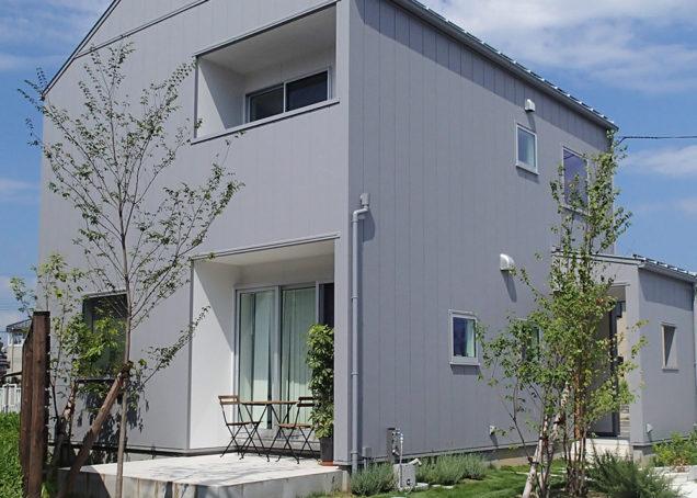新潟市北区「嘉山の家」